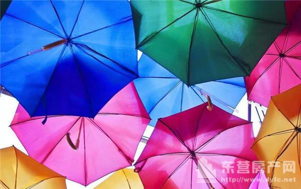 海通紫荆花园 小宝贝手绘雨伞diy活动!
